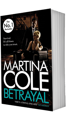 Books - Martina Cole